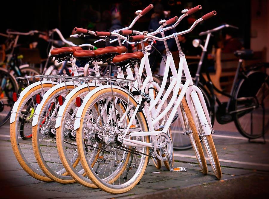 Bélgica y la bicicleta