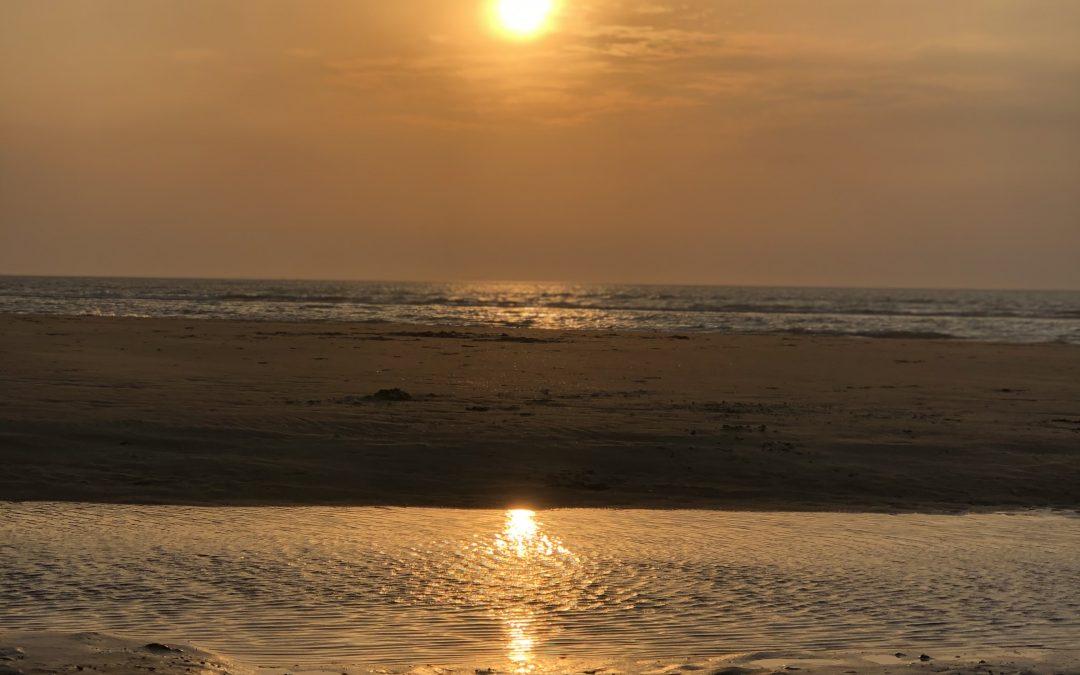 Las playas del Norte de Bélgica